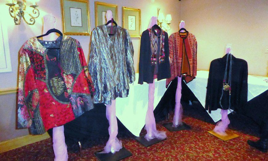 Billy Lash Peninsula Wearable Arts Guild, ArtWear Show