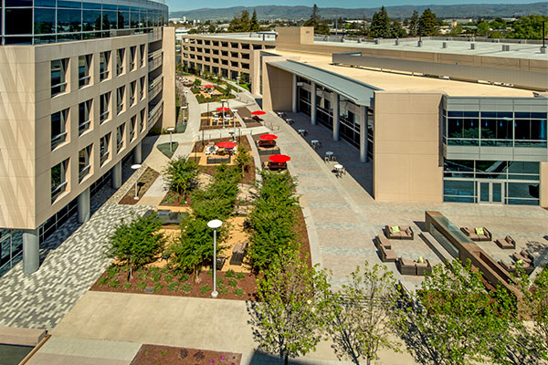 ServiceNow has leased more land from the The Sobrato Organization. The Santa Clara headquarters is expanding on Lawson Lane.