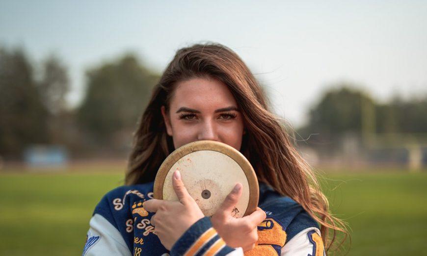 Amaya Fuller Santa Clara High Discus Cal Poly San Luis Obispo
