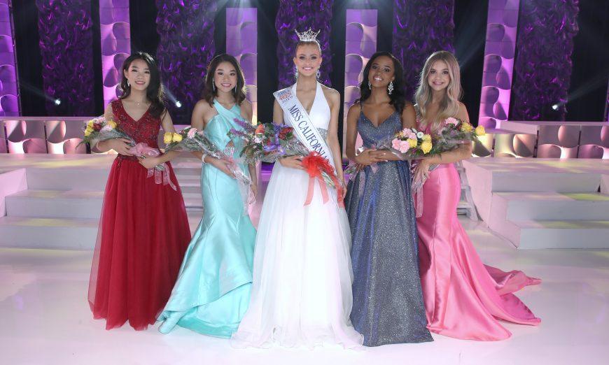 Isabella Mills is Miss California's Outstanding Teen. Miss America's Outstanding Teen, Miss Santa Clara's Outstanding Teen.