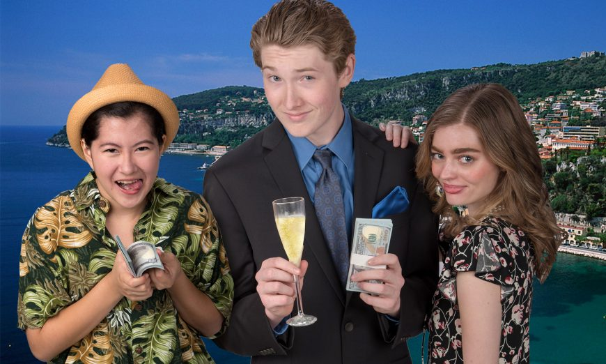 "Theo Gardiner Peninsula Youth Theatre Presents Hilarious Musical Comedy, ""Dirty Rotten Scoundrels"""