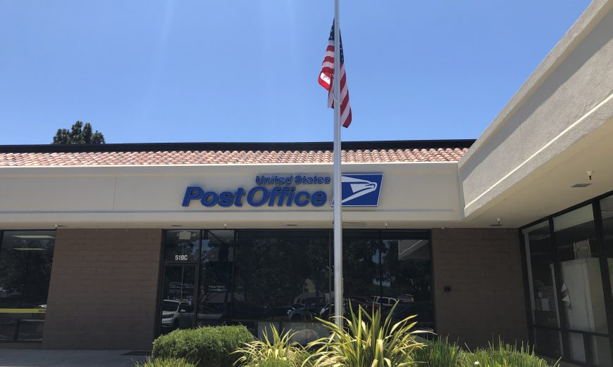 A new Post Office is coming to Sunnyvale. The old location was relocated due to the CityLine Sunnyvale project. PO Boxes