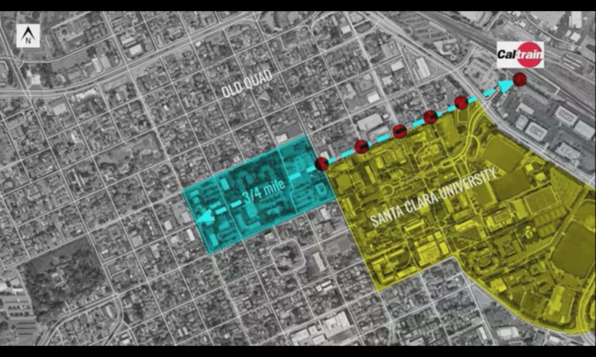 Downtown Precise Plan Community Task Force, with Reclaiming Our Downtown members