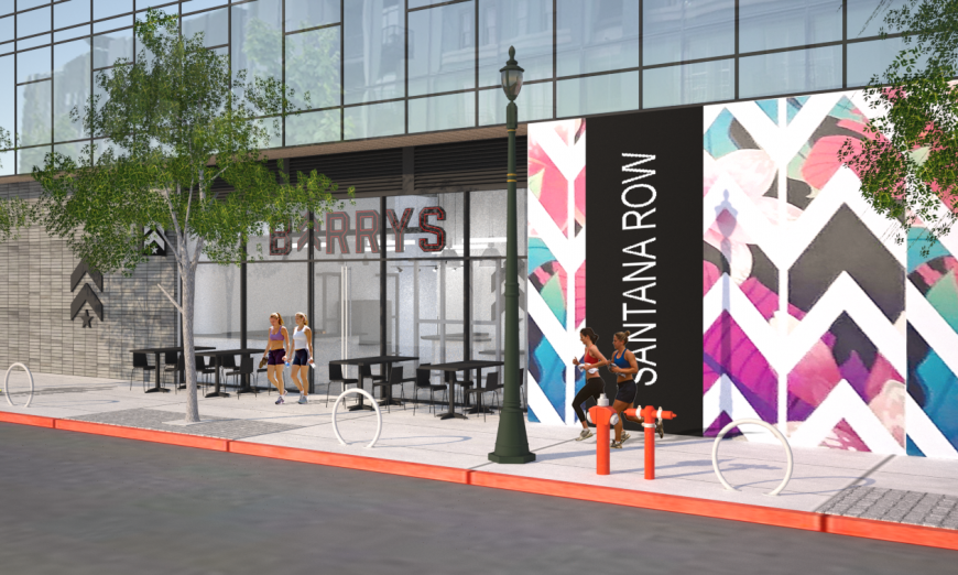 Barry's Bootcamp is opening up their Santana Row fitness studio in September this year