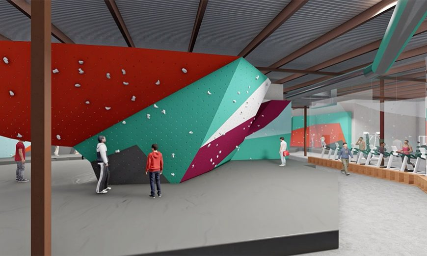 Planet Granite is returning to Santa Clara and opening a new rock climbing gym. The gym will focus on bouldering