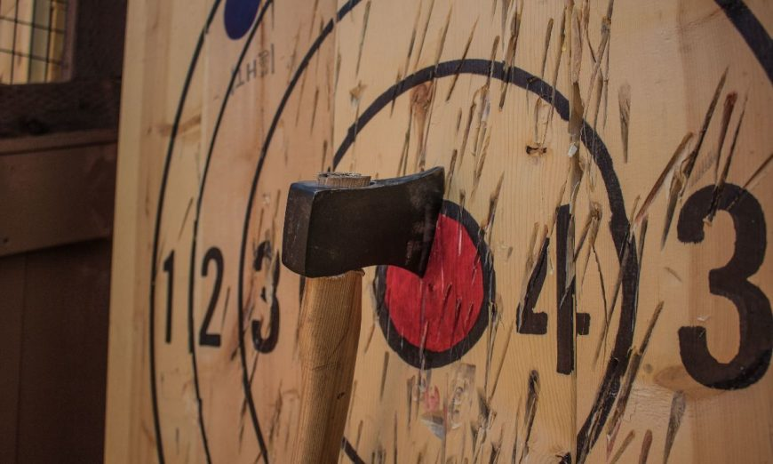 Winchester Mystery House in San Jose will now offer Axe Throwing at the Stables and a Houdini Themed Challenge Room this fall.