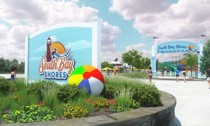 California's Great America Announces South Bay Shores