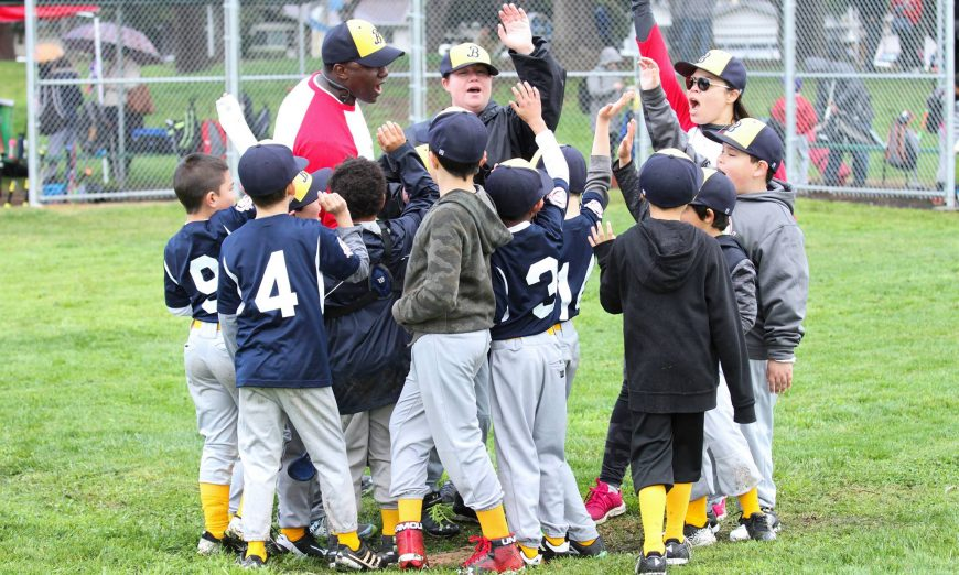 Local Little League teams were feeling the weight of the School District's fee increases for field usage. They negotiated new fees to use the fields.