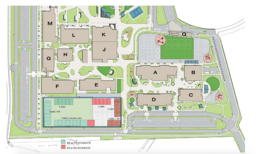 Santa Clara Unified School Distirct Board discussed options for the Agnews campus, a possible temporary village, and the Strategic Plan contract.