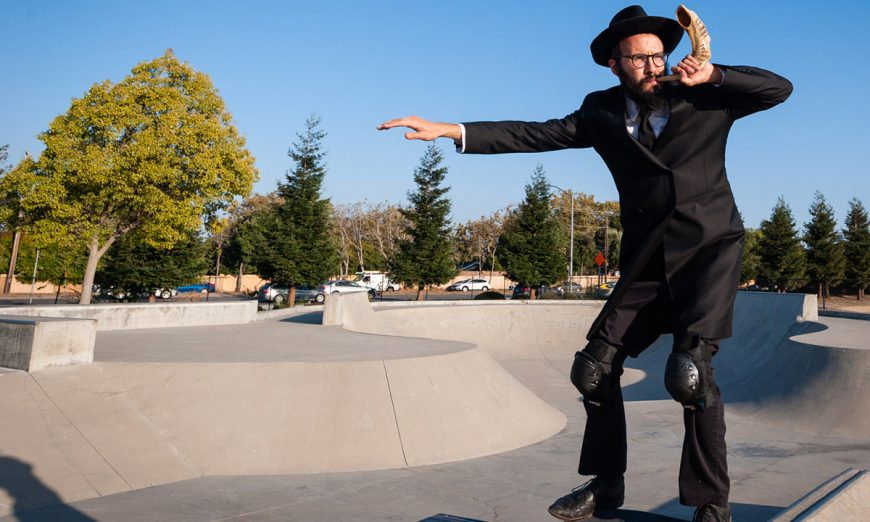 Chabad in Santa Clara honored the High Holy Days — Rosh Hashanah and Yom Kippur — this month. Chabad creates a gathering place for Judaism.
