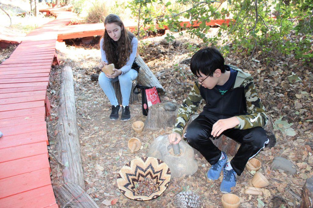 Peterson Middle School S Bryan Osborne Nature Area Celebrates 50th Anniversary The Silicon