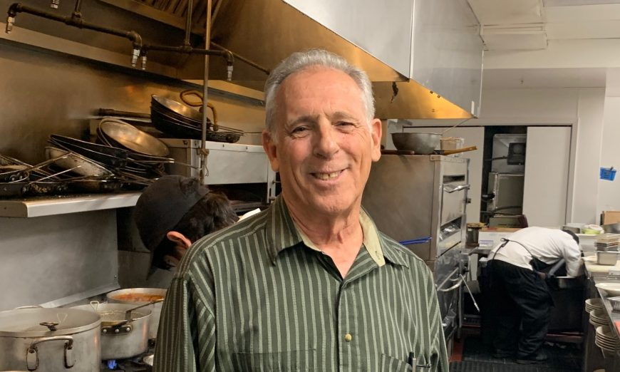 Il Postale of Sunnyvale is now under new ownership. Joe Antuzzi, its previous owner of decades has retired. It is under new ownership.