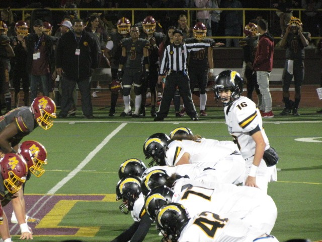 The Wilcox Chargers got to get their revenge against the Menlo-Atherton Bears at their last game. They play No. 1 seed Serra High School next.