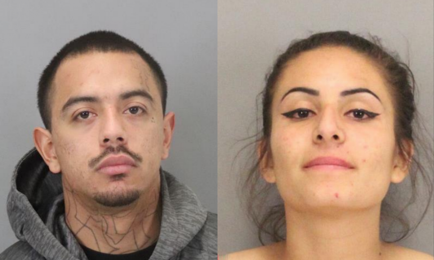 Carlos Duran and Pamela Pedraza-Melgoza, both of San Jose, have been arrested in relation to an attempted homicide case in Sunnyvale.