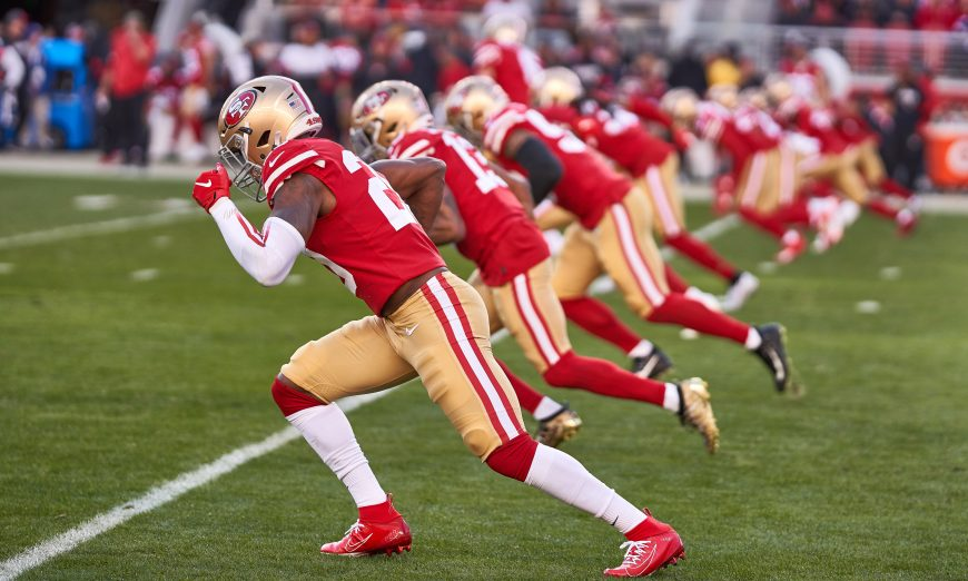 Publisher Miles Barber talks about how the local 49ers took on the Minnesota Vikings. He points out how great this is for the City of Santa Clara.