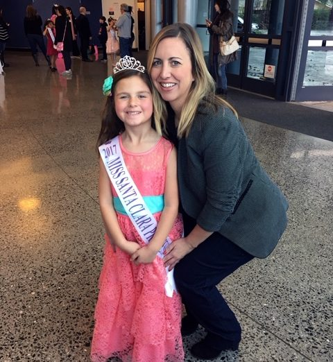 Miss Santa Clara and its new Executive Director, Amy Wilson, are excited to carry on the Miss Santa Clara tradition this year.