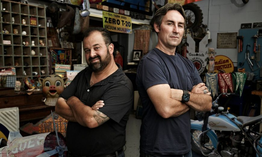 Mike Wolfe and Frank Fritz of the hit TV show, American Pickers, are looking for people in California who have collections for them to pick through.
