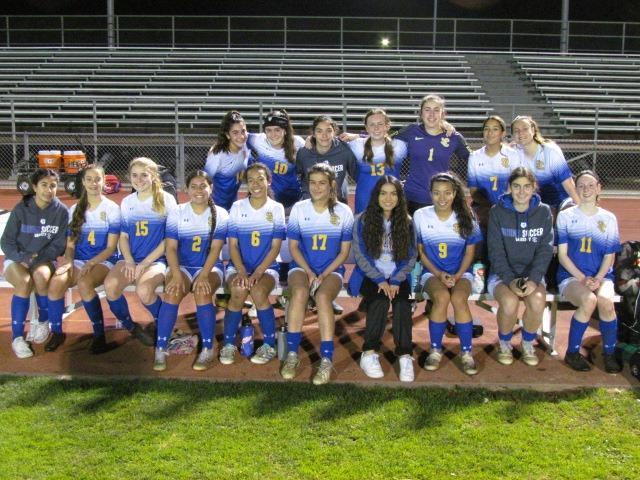 The Santa Clara Bruins Soccer Squad has some very talented ladies this year. Santa Clara Bruins Head Coach Brad Comstock had high praise for them