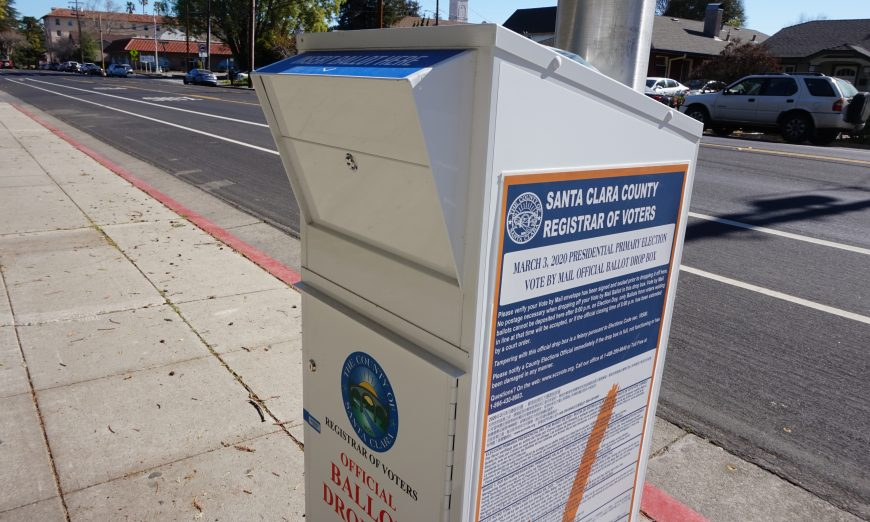 The March Election ballot is out for Sunnyvale. Here's the details on Sunnyvale's Measure B — the City Council Member District Elections measure.