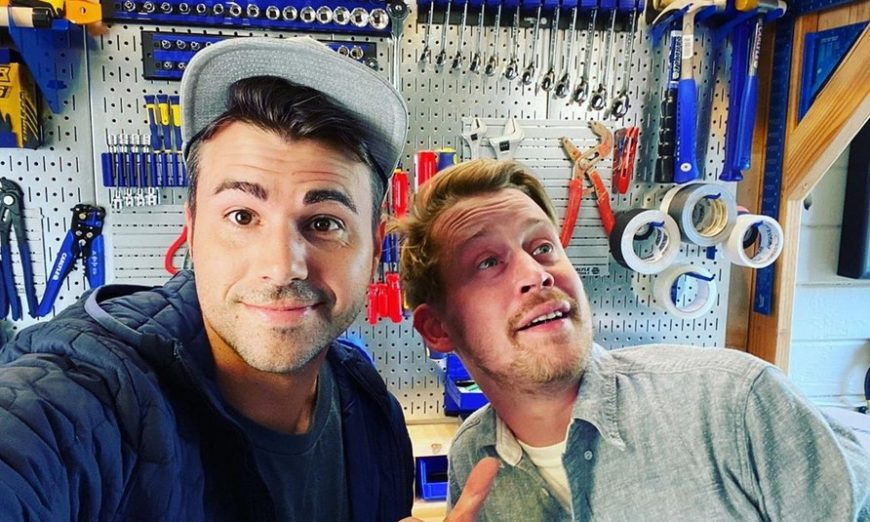 Sunnyvale man, Mark Rober, is a popular YouTube star who just earned his own Discovery Channel show with Jimmy Kimmel. He's known for his glitter bombs.