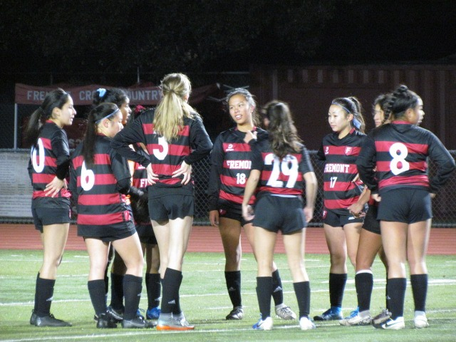 The Fremont Firebirds Shutout the Cupertino Pioneers, 4-0, in their last game. They had a rough season last year, but are finding their groove.