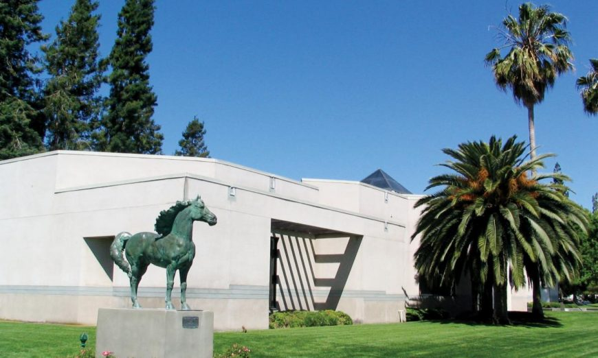 The Santa Clara Triton Museum of Art announced major staffing changes. Jill Meyers is exiting as. Executive Director and Preston Metcalf will step in.