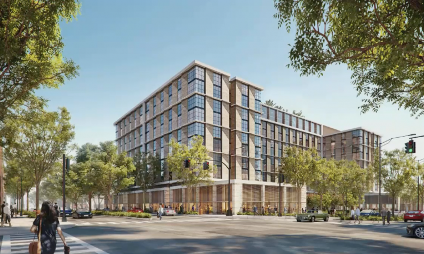 The Santa Clara Planning Commission reviewed the upcoming Related Santa Clara Project. They also noted that the number of Parking Spaces have been reduced.