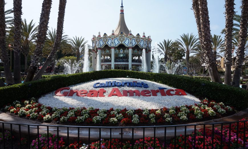 California's Great America in Santa Clara announced that they will postpone opening the theme park due to the coronavirus.