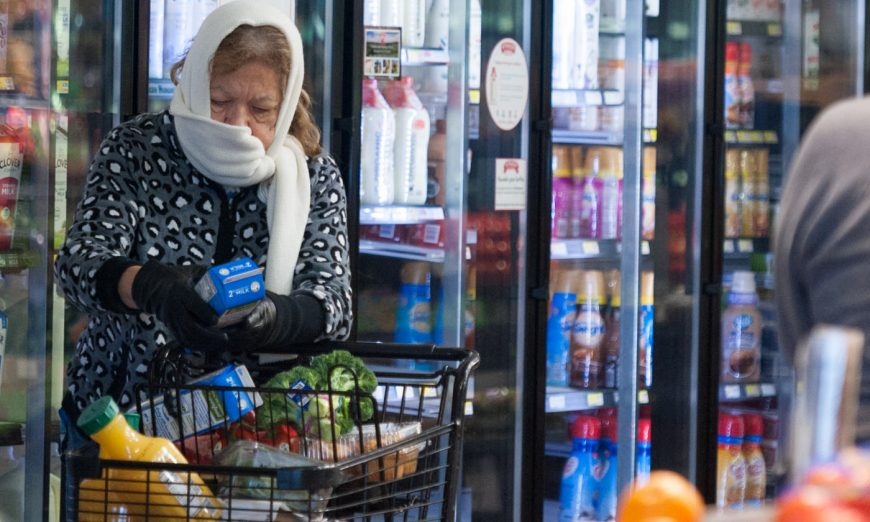 Sunnyvale's Zanotto's Market has Senior Shopping Hours to give the older population a safe place to shop during the COVID-19 pandemic.