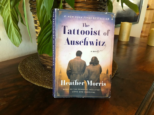 During the coronavrius lockdown, Publisher Miles Barber rediscovered a favorite book of his, Tattooist of Auschwitz, he compares that tragedy to today's.