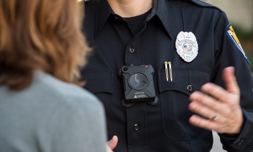 The Santa Clara Police Department are reviewing the policies when it comes to Body Worn Camera use and the use of Carotid Restraint or chokeholds.