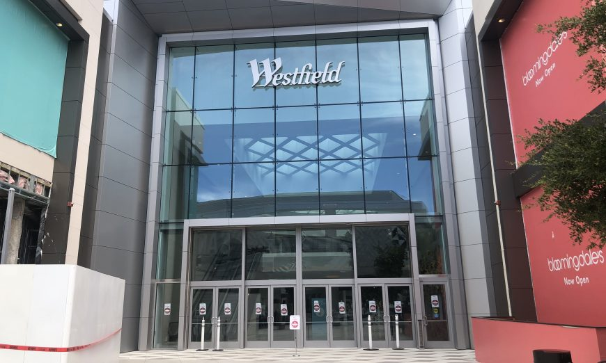 Westfiled Valley Fair mall had to close indoor operations again and return to curbside pickup. They are continuing to work on their expansion.