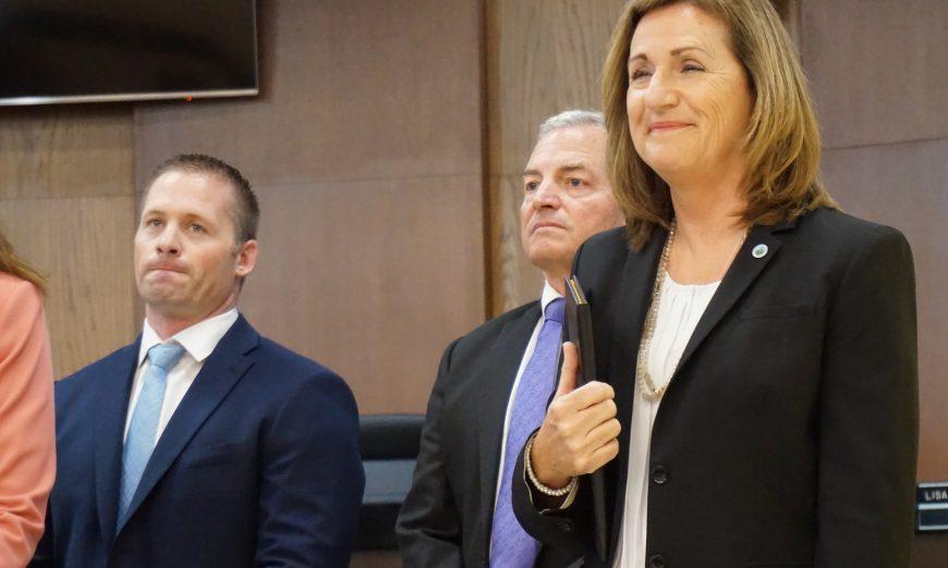 Related, Related Santa Clara developer, pumps money into Santa Clara' s Police Gray Money PAC for Mayor Lisa Gillmor's slate of City Council candidates.