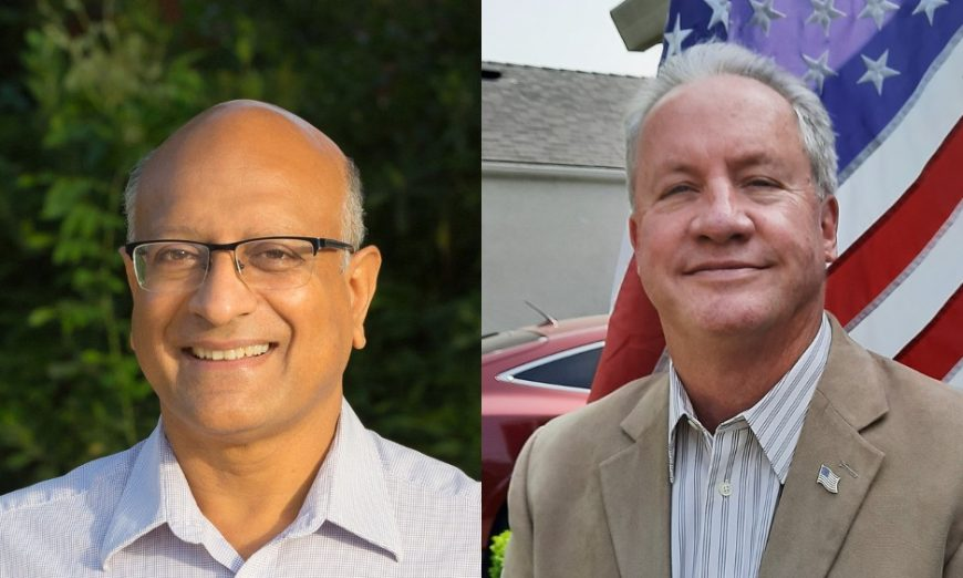 Suds Jain and Bob O'Keefe are Santa Clara City Council Candidates for District 5. Jain and O'Keefe discuss the City's budget deficit.