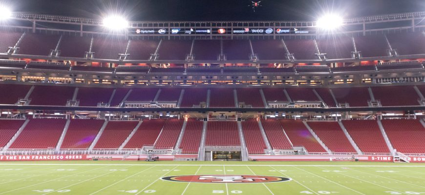 The City of Santa Clara wants the 49ers to pay stadium rent for the preseason games they were supposed to play but were cancelled due to COVID-19.