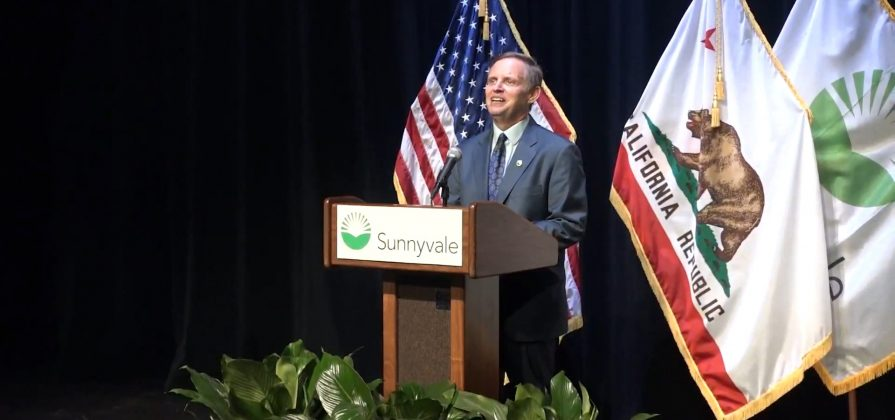 Mayor Larry Klein hosted Celebrate Sunnyvale where he annouced the winners of the Community Awards and Mayor's Award of Excellence Awards.