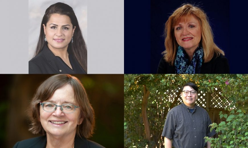 Candidate forums included District 1 Kathy Watanabe and Habir Bhatia as well as District 4 incumbent Teresa O'Neill and Kevin Park.