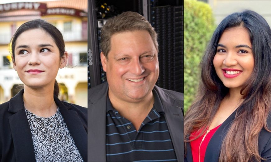 The Sunnyvale City Council Candidates for District 2, Alysa Cisneros, Josh Grossman and Hina Siddiqui, answer The Weekly's questions before the election.