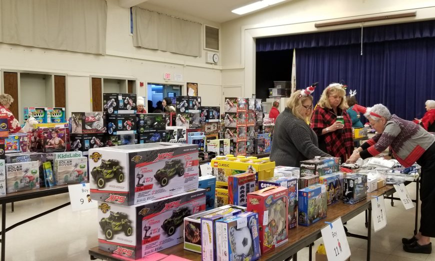 Charities like Soroptimists had to change up their Christmas plans due to the COVID-19 pandemic but still wanted to give back this holiday season.